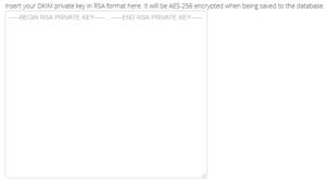 DKIM Key Box