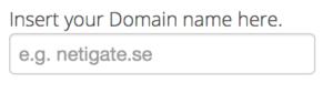 DKIM Domain Name