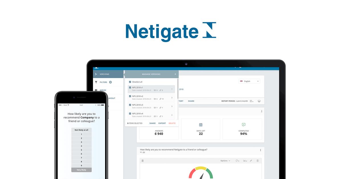 FAQ | Success Center | Netigate