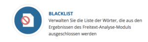 Blackliste