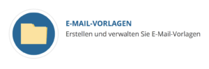 E-Mail Vorlagen Symbol