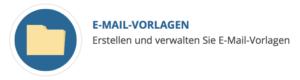 Auswahlbox E-Mail Vorlagen