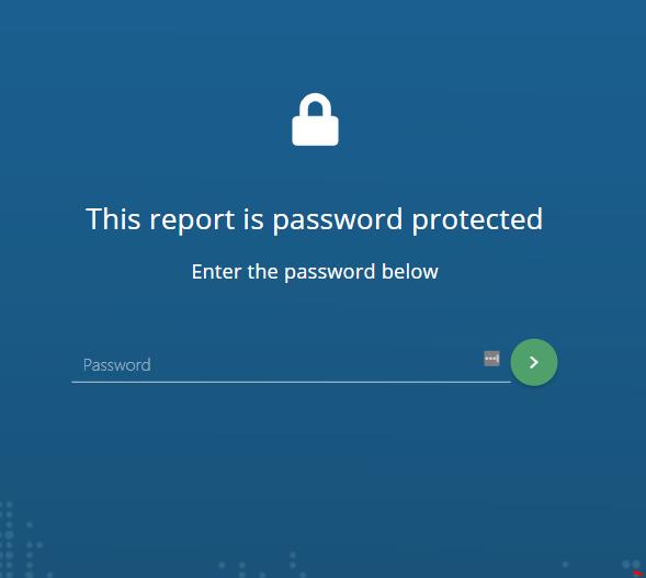 lösenordsskyddad rapport